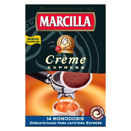 Crème Express Natural Descafeinado 80/20