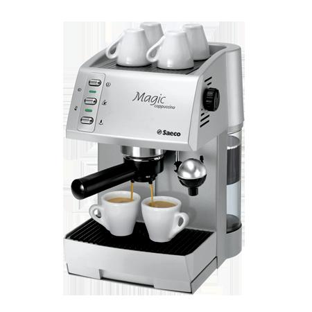 Magic Cappuccino