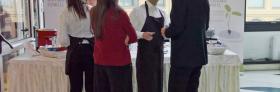 Al lancio del primo Salone dello SRI, il caffè è offerto dai soci del Consorzio E.S.E.